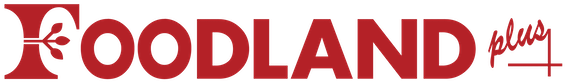 A theme logo of Foodland Grocery